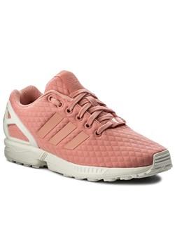 adidas Originals Buty ZX Flux Buty sportowe damskie brązowe w