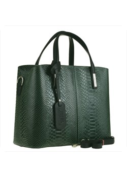 Genuine Leather shopper bag