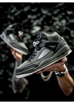 Buty sportowe męskie Jordan nike air skórzane jesienne
