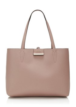 Guess shopper bag poliestrowa matowa