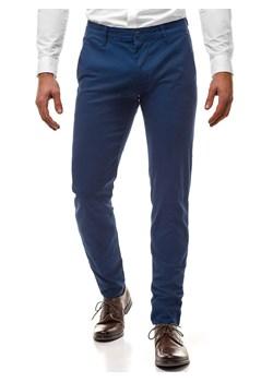 Skórzane spodnie randkowe