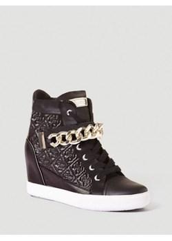 Sneakersy damskie Guess eobuwie.pl
