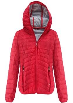 czerwona kurtka jesień 2019 damska