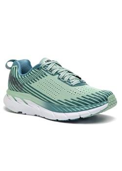 Buty sportowe damskie Adidas dla biegaczy letnie w paski na koturnie