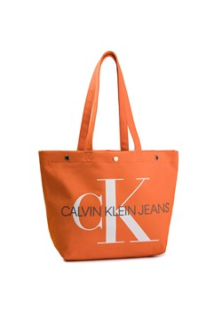 Shopper bag Calvin Klein na ramię