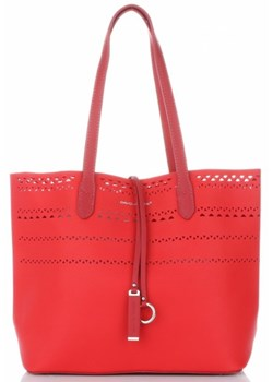 Shopper bag David Jones matowa elegancka