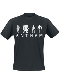 T-shirt męski Anthem