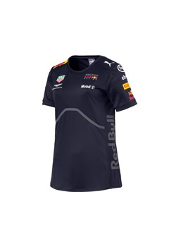 Bluzka sportowa Red Bull Racing F1 Team z nadrukami