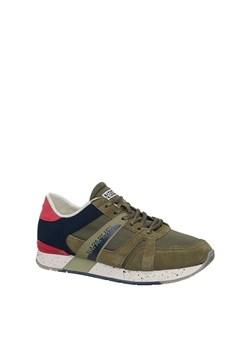 Zielone buty męskie reebok sznurówki, wiosna 2020 w Domodi