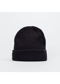 taniej sklep internetowy szalona cena Czarna czapka zimowa męska Vans gładka