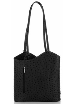 Shopper bag Genuine Leather glamour