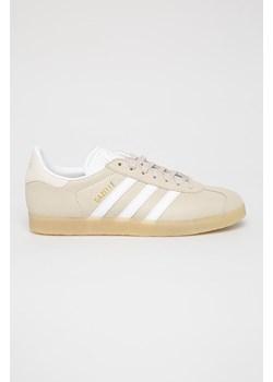 adidas Originals Damskie tenisówki ze skóry – Gazelle, żółty zloty vangraaf