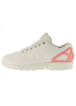 Buty sportowe damskie Adidas zx flux płaskie na wiosnę sznurowane