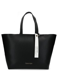 Shopper bag Calvin Klein matowa