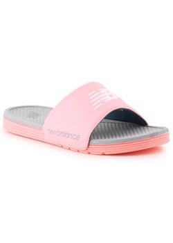 taniej kody kuponów sprzedaż obuwia Klapki damskie New Balance