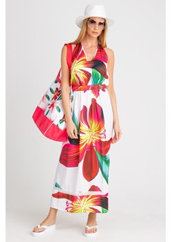 Wielokolorowe sukienki boho liu jo maxi, wiosna 2020 w Domodi