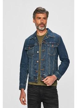 Katana kurtka jeansowa lee levis wrangler oversize M czarna granatowa niebieska jeans