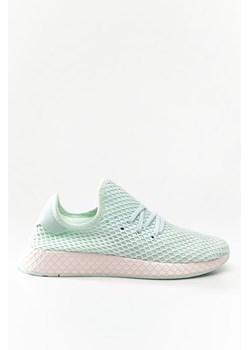 Buty adidas Deerupt Runner W CG6841 TURQUOISE/FOOTWEAR WHITE/CLEAR ORANGE