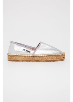 Espadryle damskie Love Moschino - ANSWEAR.com