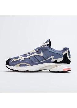Fioletowe buty sportowe męskie adidas, wiosna 2020 w Domodi