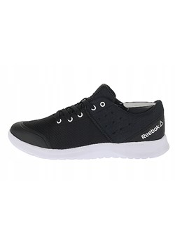 Buty sportowe damskie czarne Reebok speedlux wiosenne wiązane