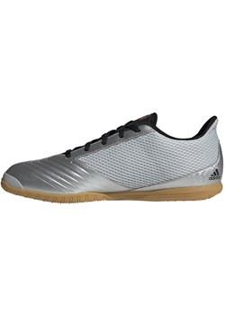Szare buty sportowe męskie adidas predator, wiosna 2020 w Domodi