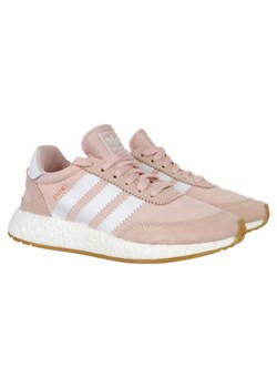 Różowe buty sportowe damskie Adidas Originals do biegania