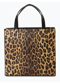Brązowa shopper bag Liu Jo Collection duża