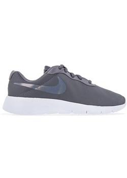 Buty sportowe damskie Nike do biegania revolution płaskie granatowe młodzieżowe