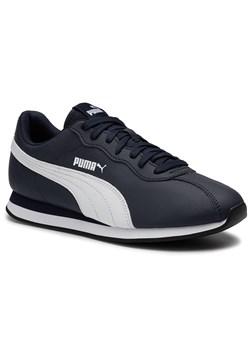 Sneakersy PUMA Source Mid Buzzer 370598 01 P BlkNrgy RedBlue Turquoise eobuwie.pl