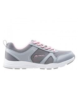 kup sprzedaż oszczędzać urzędnik Buty sportowe damskie Martes sneakersy młodzieżowe gładkie szare płaskie