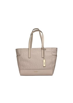 Shopper bag Calvin Klein z nadrukiem