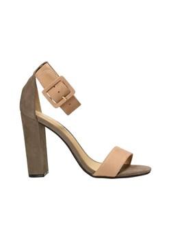Sandały damskie Darbut z tworzywa sztucznego
