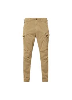 Złote spodnie męskie, wiosna 2020 w Domodi