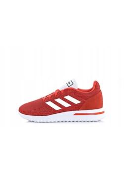 Czerwone buty męskie adidas neo, zima 2020 w Domodi