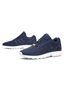 Buty sportowe damskie Adidas zx flux wiosenne płaskie wiązane
