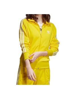 Zółte bluzy damskie, wiosna 2020 w Domodi