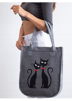 Shopper bag Lorenti z poliestru