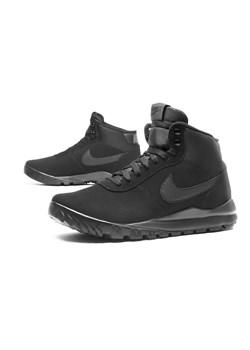 Buty zimowe męskie Nike sznurowane sportowe