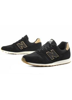009 New Balance Wyprzedaż Męskie Buty Casual Czarne Białe
