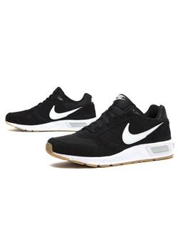 Buty sportowe męskie czarne Nike nightgazer