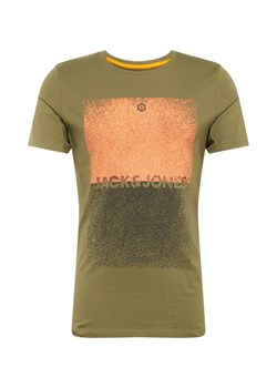 T-shirt męski Jack & Jones w nadruki