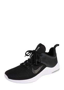 Buty sportowe damskie Nike do biegania wiązane na płaskiej podeszwie gładkie