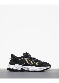 Buty sportowe męskie Adidas Originals z zamszu sznurowane