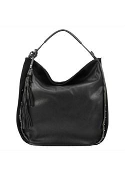Czarne torebki damskie, wiosna 2020 w Domodi