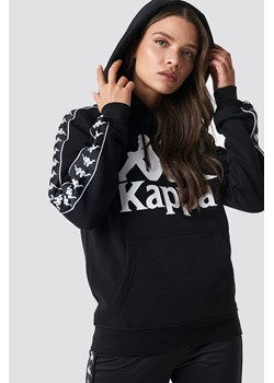 najbardziej popularny informacje dla różnie Bluza damska Kappa czarna