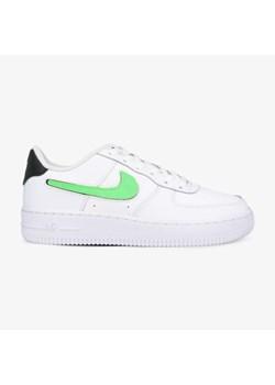 Buty sportowe damskie Nike do biegania air force sznurowane gładkie