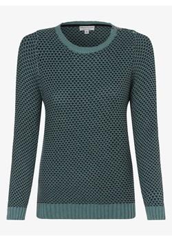 Sweter damski Marie Lund bez wzorów casualowy z okrągłym dekoltem