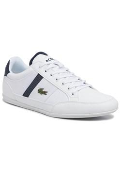 najlepszy wybór nowe wydanie w sprzedaży hurtowej Buty sportowe męskie Lacoste białe