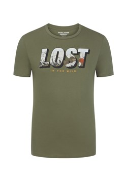 T-shirt męski Jack & Jones
